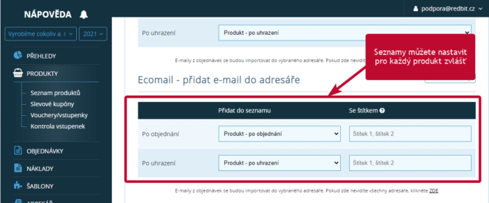 Ecomail_produkt